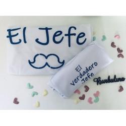 """Camiseta y body """"El Jefe"""""""